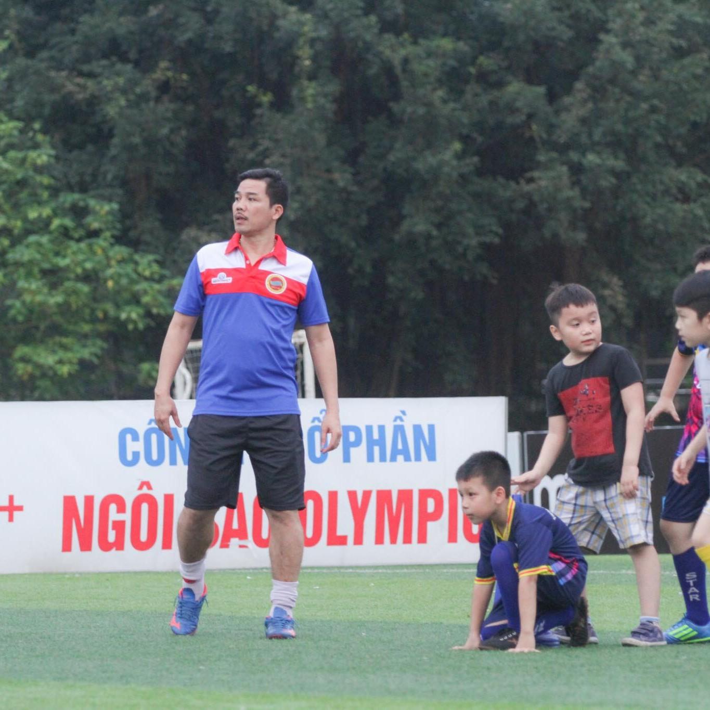 Phạm Như Thuần cựu cầu thủ.