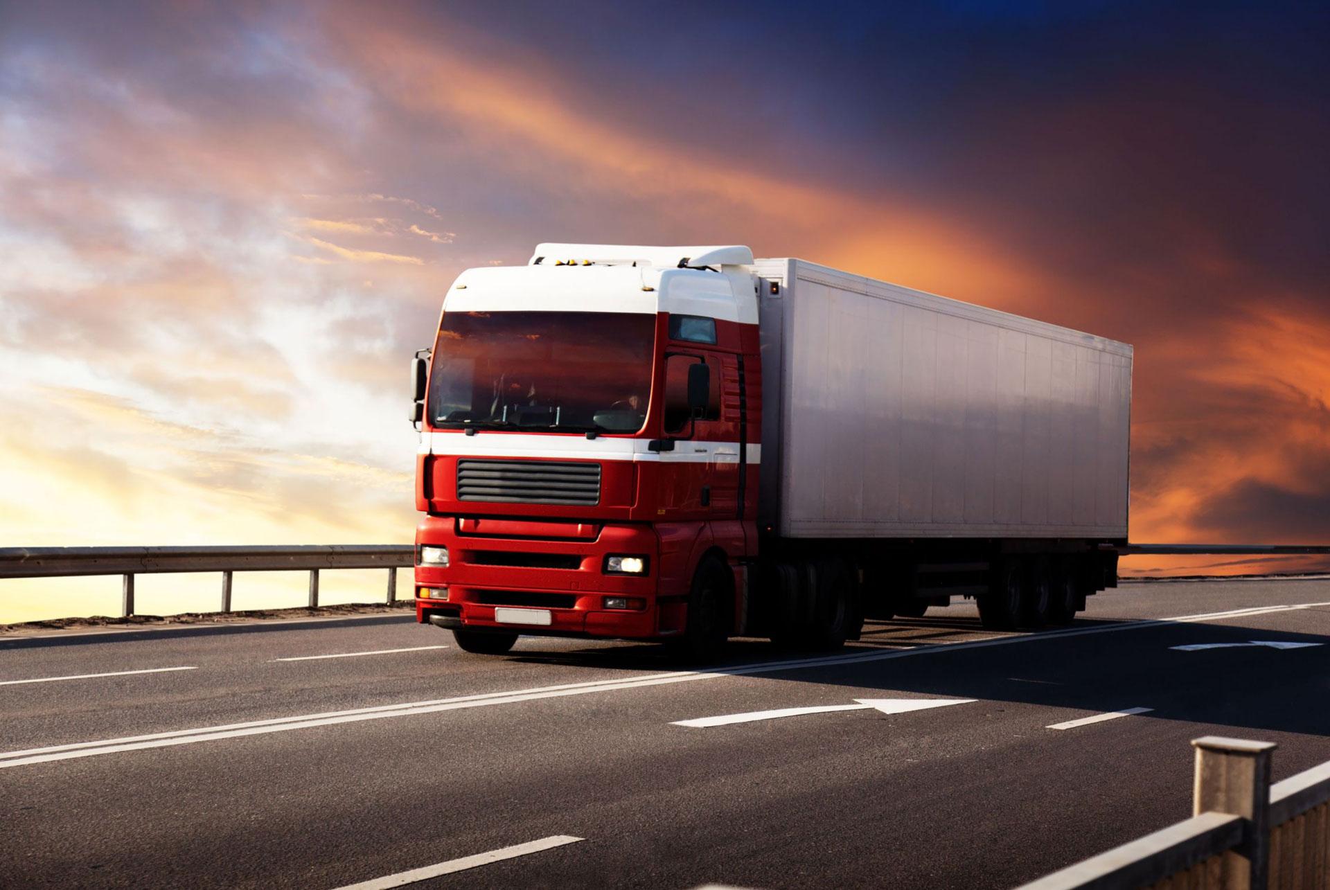 Hạn chế của vận tải hàng hóa đường bộ