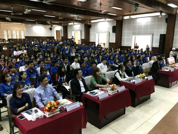 Hơn 400 Đại học Nông Lâm tham gia chương trình