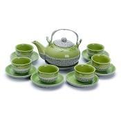Bộ trà Giang tây rạn   - T589