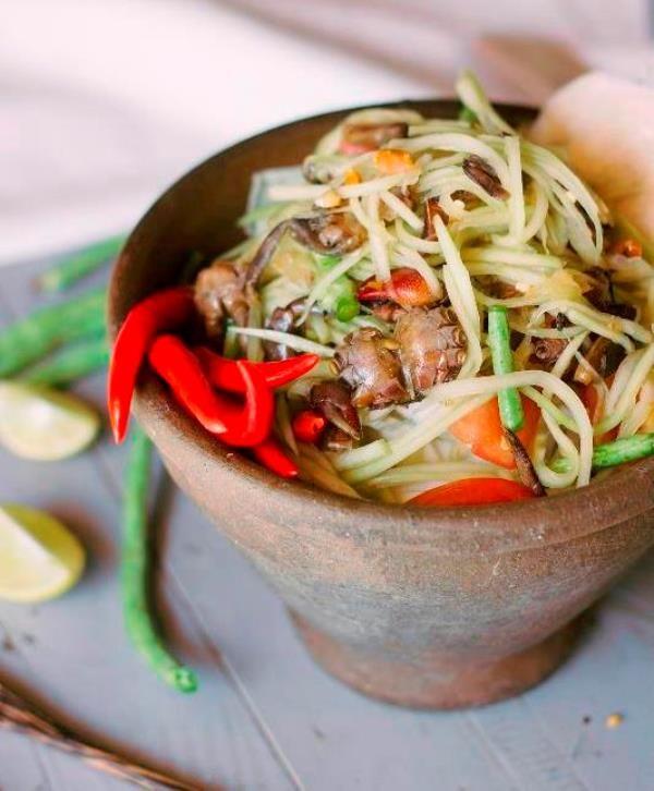 7 món gỏi, nộm lạ lẫm khiến Việt Nam xứng danh 'thiên đường bóp gỏi', hoa quả cây cối gì cũng có thể làm nộm!