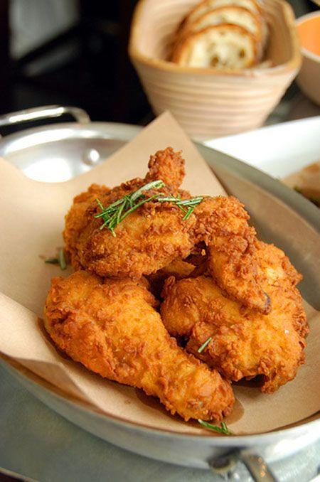 Bí quyết làm gà rán thơm ngon, bổ dưỡng