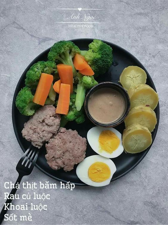 Lên thực đơn cả tuần ăn Eat Clean từ sáng đến tối dễ như bỡn cùng 9x Hà Nội xinh như Hot girl