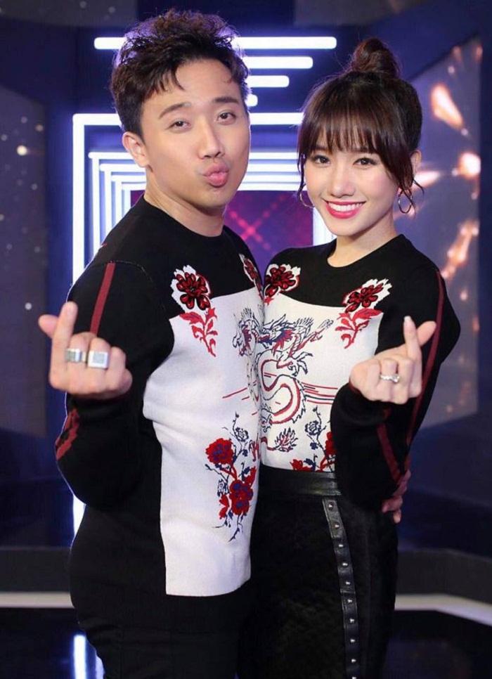 Hari Won: 'Tôi muốn vào showbiz Hàn Quốc nhưng sợ xa chồng' - VnExpress Giải Trí