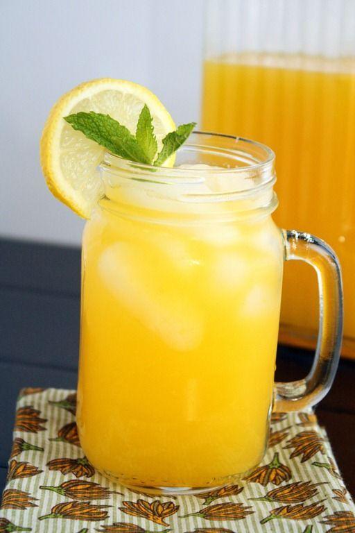 Cách nấu 5 loại nước uống cực mát cho bé trong những ngày hè nóng bức