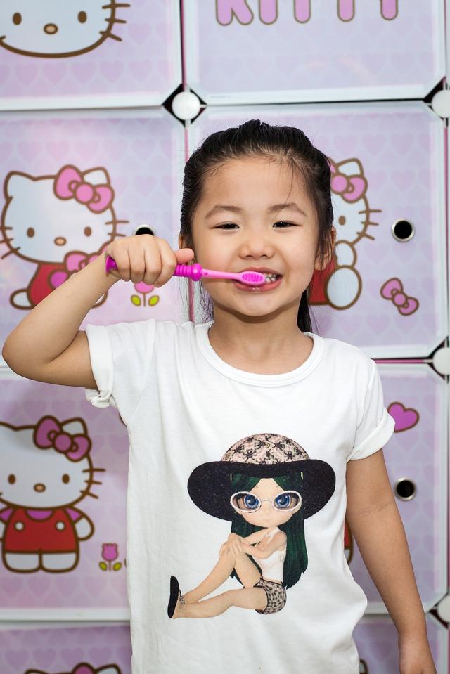 7 điều giúp con có hàm răng chắc khỏe