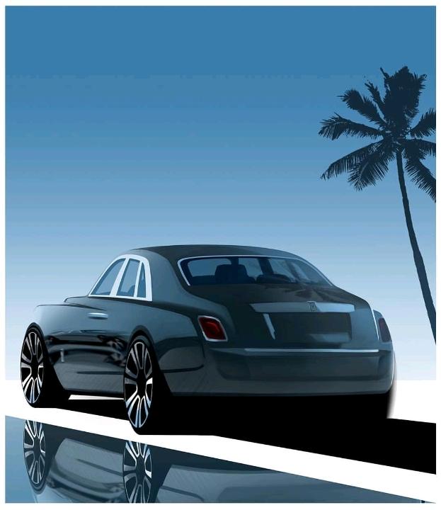 Rolls-Royce Sweptail 12,8 triệu USD xuất hiện tại đại lý