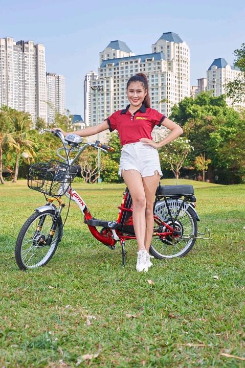 TP. HCM: Sôi động thị trường xe đạp điện | Thị trường - Sản phẩm