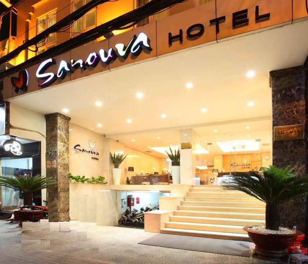 Khách sạn Sanouva Sài Gòn  -