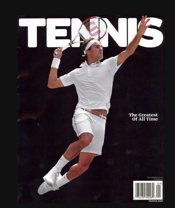 Đỏ mặt: Wimbledon lấy chiêu Federer - Sharapova làm mẫu chuyện ấy
