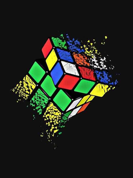 Cách giải, xếp khối Rubik 6 mặt lập phương