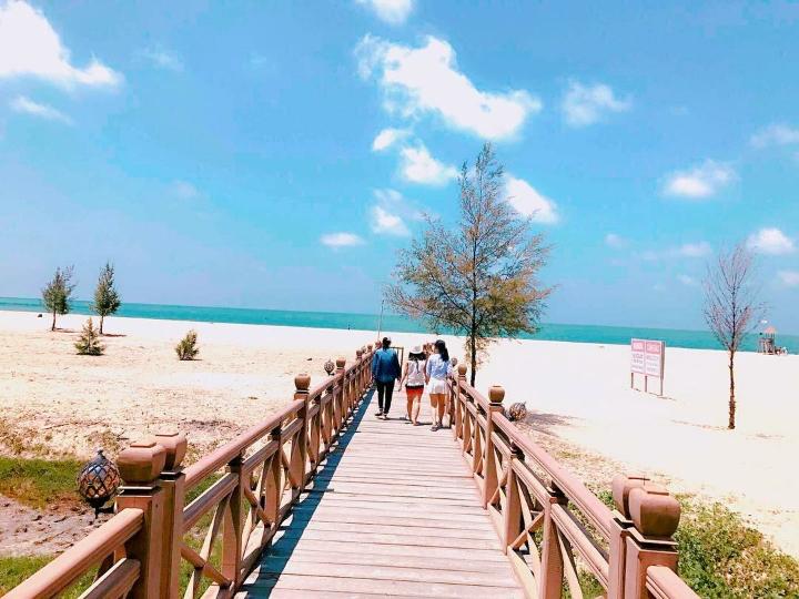 Biển Hồ Tràm Bà Rịa Vũng Tàu 07.12.2017 | Vung Tau Travel 2017