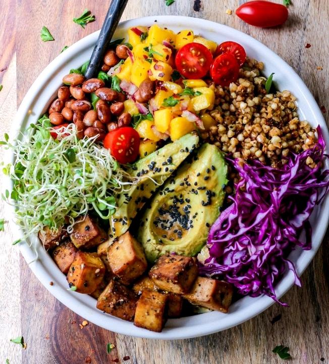 30 thực đơn Eat Clean tan mỡ bụng nhanh, chay mặn đều có