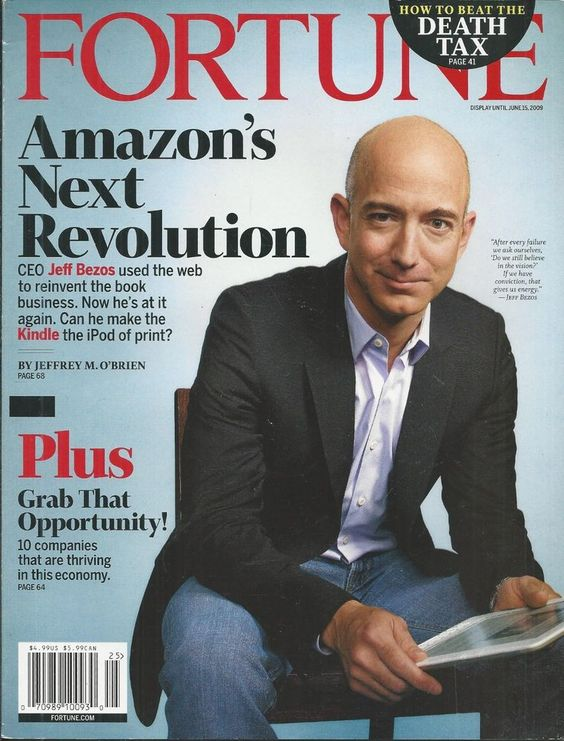 Jeff Bezos – Wikipedia tiếng Việt