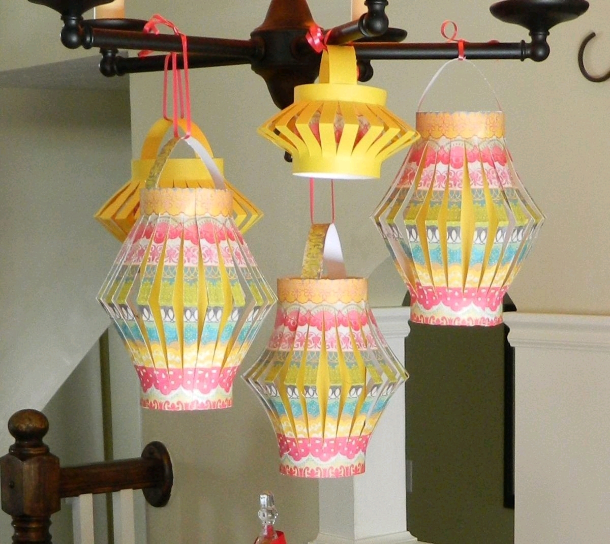 Trở về tuổi thơ với chiếc lồng đèn Trung thu - VnExpress Kinh Doanh