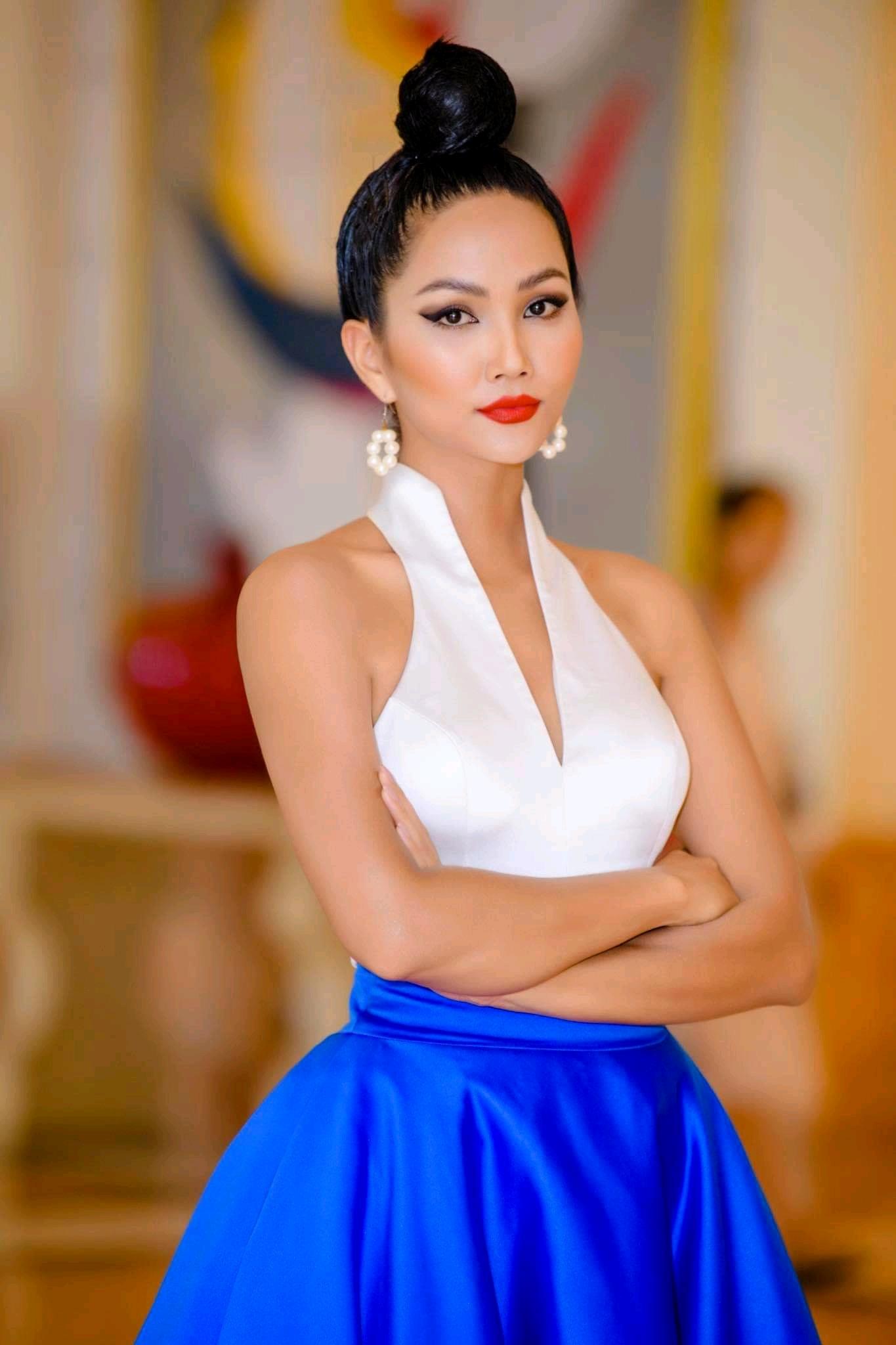 HHen Niê - Tin tức, Hình ảnh mới nhất Tân hoa hậu Việt Nam 2017