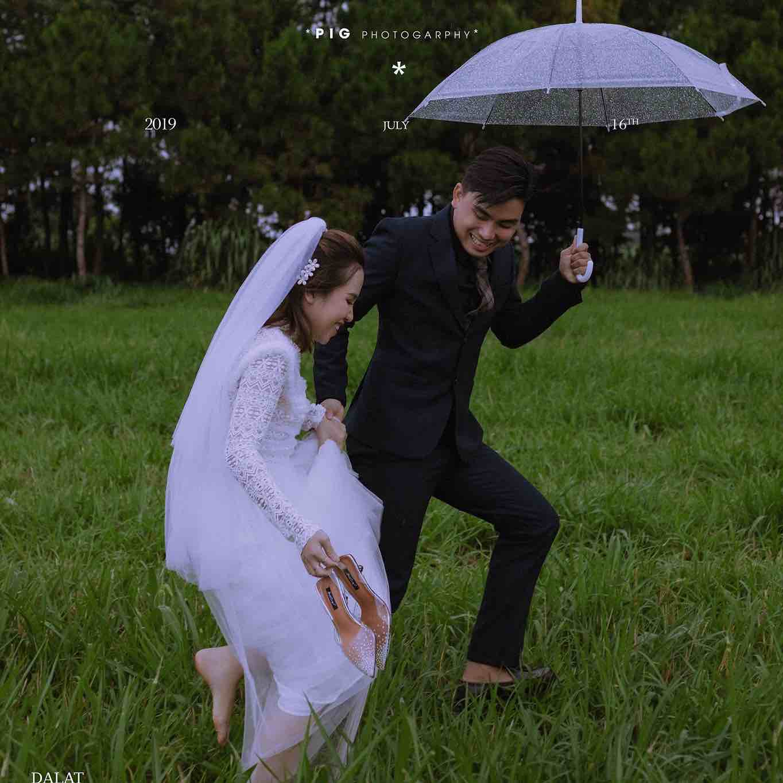Ngất ngây với phong cách chụp ảnh cưới Hàn quốc 2019 siêu lãng mạn