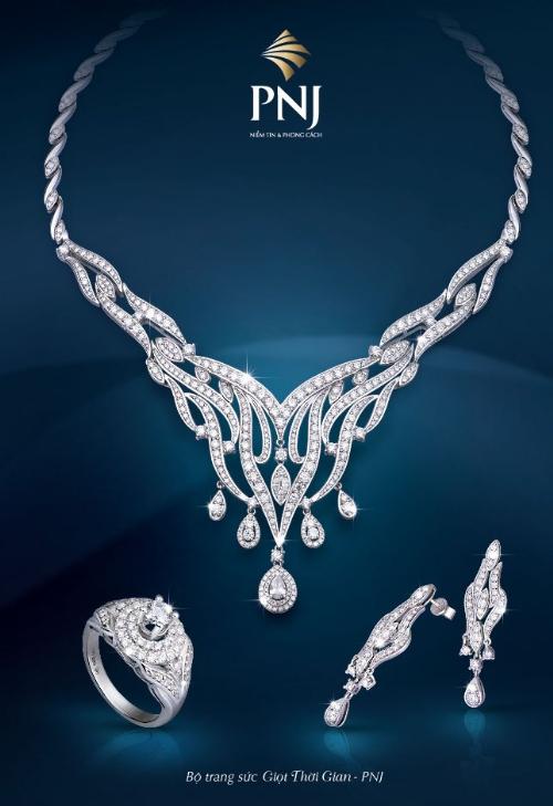 PNJ Collections - Thật thời trang và phong cách với bộ sưu tập phụ kiện