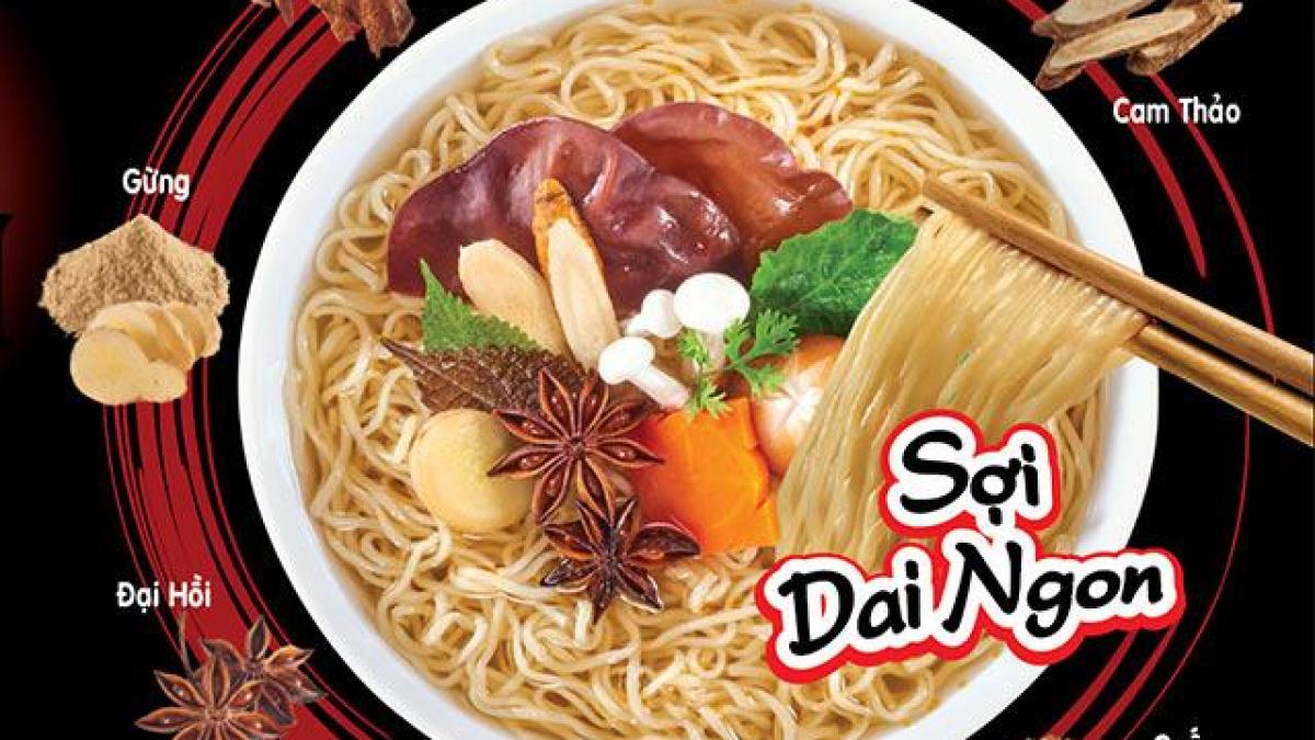 Mì ăn liền – Acecook Việt Nam