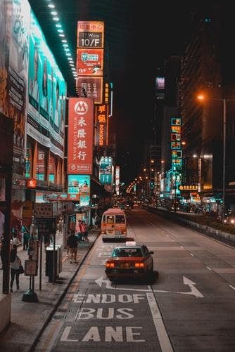 Chốn đèn đỏ phóng khoáng nhất Hong Kong - VnExpress Du Lịch