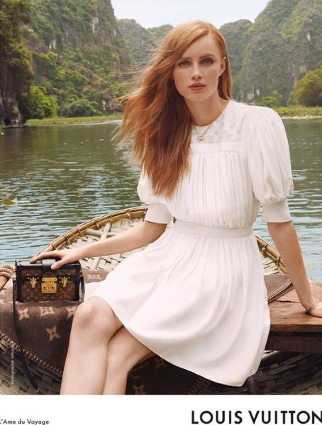 Việt Nam xuất hiện trong chiến dịch mới của Louis Vuitton - VnExpress Giải Trí
