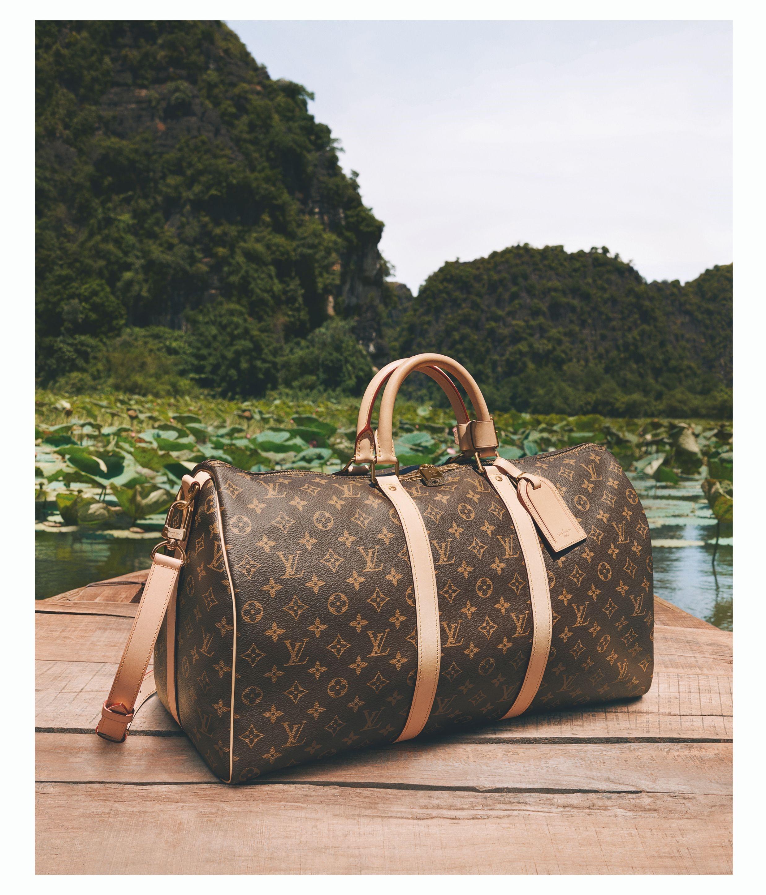 Louis Vuitton quay quảng cáo tại Việt Nam