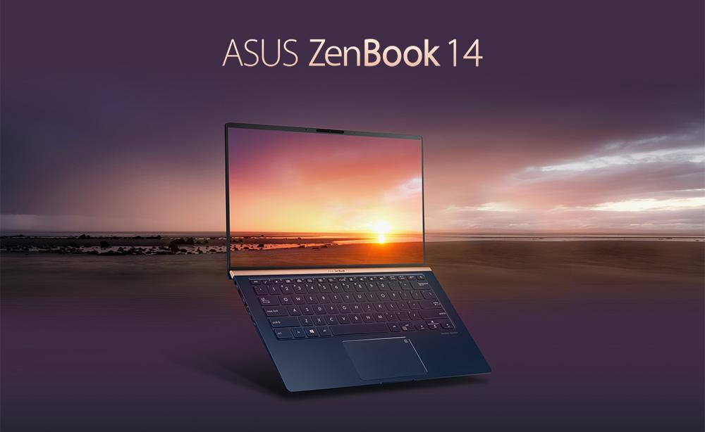 FPT Shop mở bán ASUS ZenBook UM433 và ZenBook Flip 14 UM462