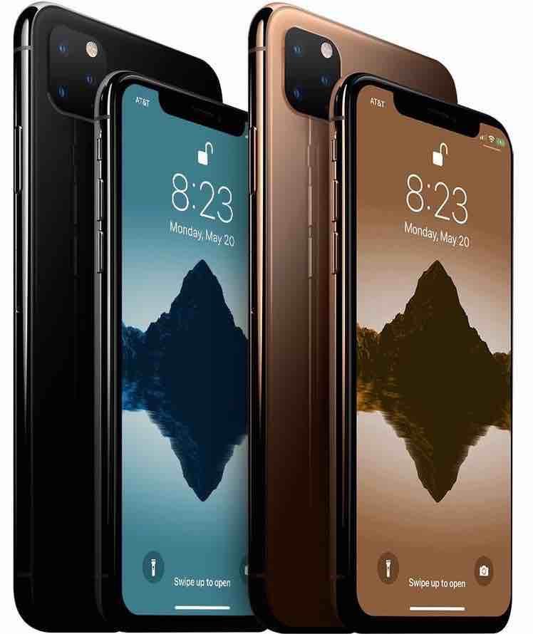 iPhone 11 Pro Max đọ dáng cùng iPhone Xs Max