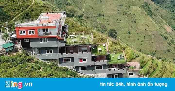 Chủ tịch Mèo Vạc 'không ngờ' chủ nhà nghỉ Panorama xây tới 7 tầng