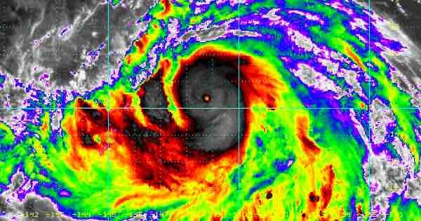 Siêu bão Hagibis tăng cấp dữ dội, khả năng đe dọa châu Á: Vùng nào sẽ bị tấn công trực tiếp?