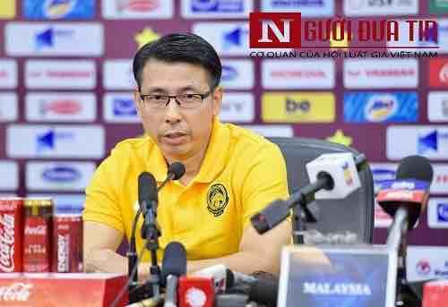 """HLV Tan Cheng-Hoe: """"ĐTQG Malaysia sẽ trình diễn một lối đá đẹp"""""""