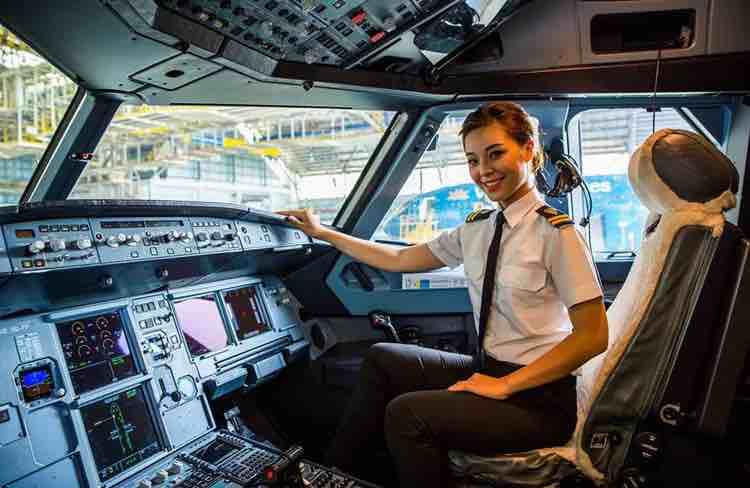Vietnam Airlines tăng lương cho phi công - VnExpress Kinh Doanh