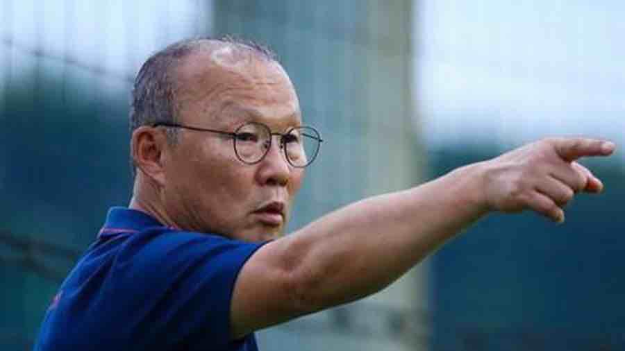 HLV Park đối mặt bước ngoặt lớn cùng tuyển Việt Nam