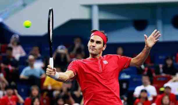 Kết quả tennis Thượng Hải Masters 2019 vòng 2: Federer đi tiếp