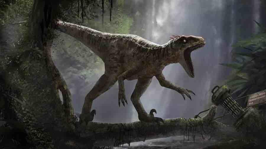 Phát hiện khủng long ăn thịt khổng lồ ở Đông Nam Á