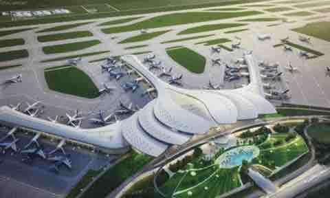 Điều chỉnh tăng 645 ha đất cho dự án sân bay Long Thành giai đoạn 1