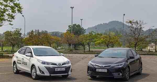 Thị trường ô tô nhấn ga tăng tốc