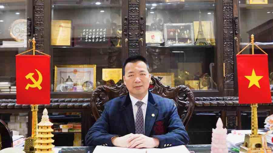 Doanh nhân Mẫn Ngọc Anh và triết lý 'trọng nhân, trọng đạo' trong kinh doanh, làm giàu.