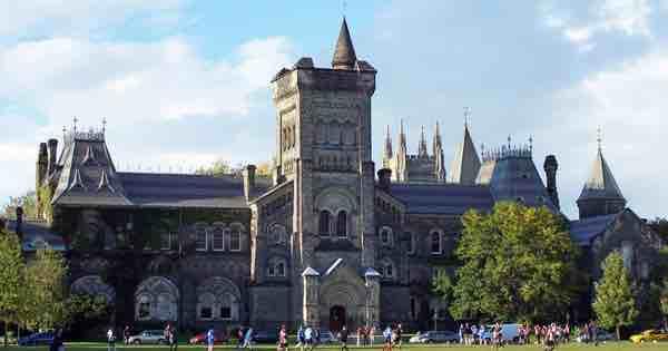 Gặp gỡ đại diện Trung học nội trú Canada và Đai học Toronto