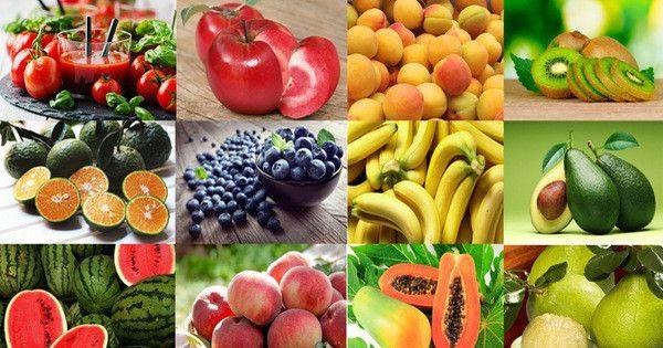 Những loại trái cây cho bạn một trái tim khỏe mạnh
