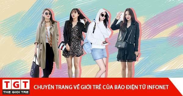 Muốn sành điệu như sao Hàn thì nhất định không thể thiếu những món đồ thời trang này