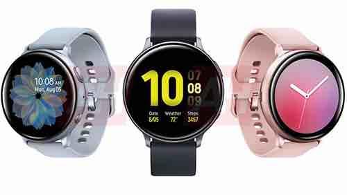 Samsung Galaxy Watch Active2 ra mắt tại Việt Nam, giá từ 7,5 triệu đồng