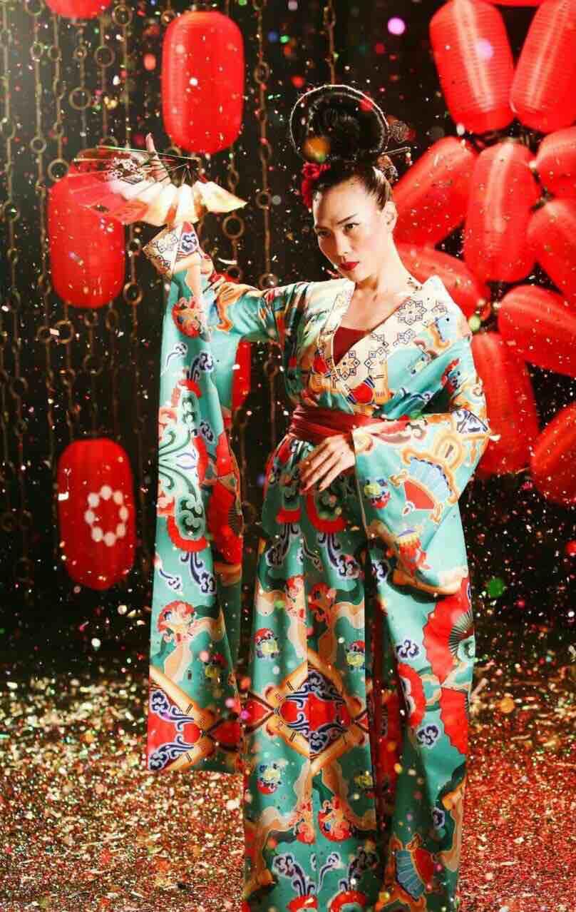 Mỹ Tâm bất ngờ tung MV mới với tạo hình Geisha độc đáo