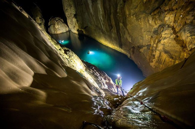 Phong Nha: Hang Sơn Đoòng - Hang động lớn nhất thế giới