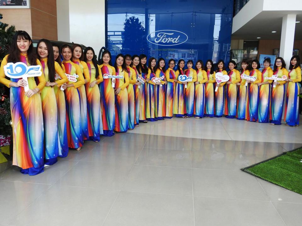 Bến Thành Ford - Đại lý ủy quyền chính thức Ford Việt Nam