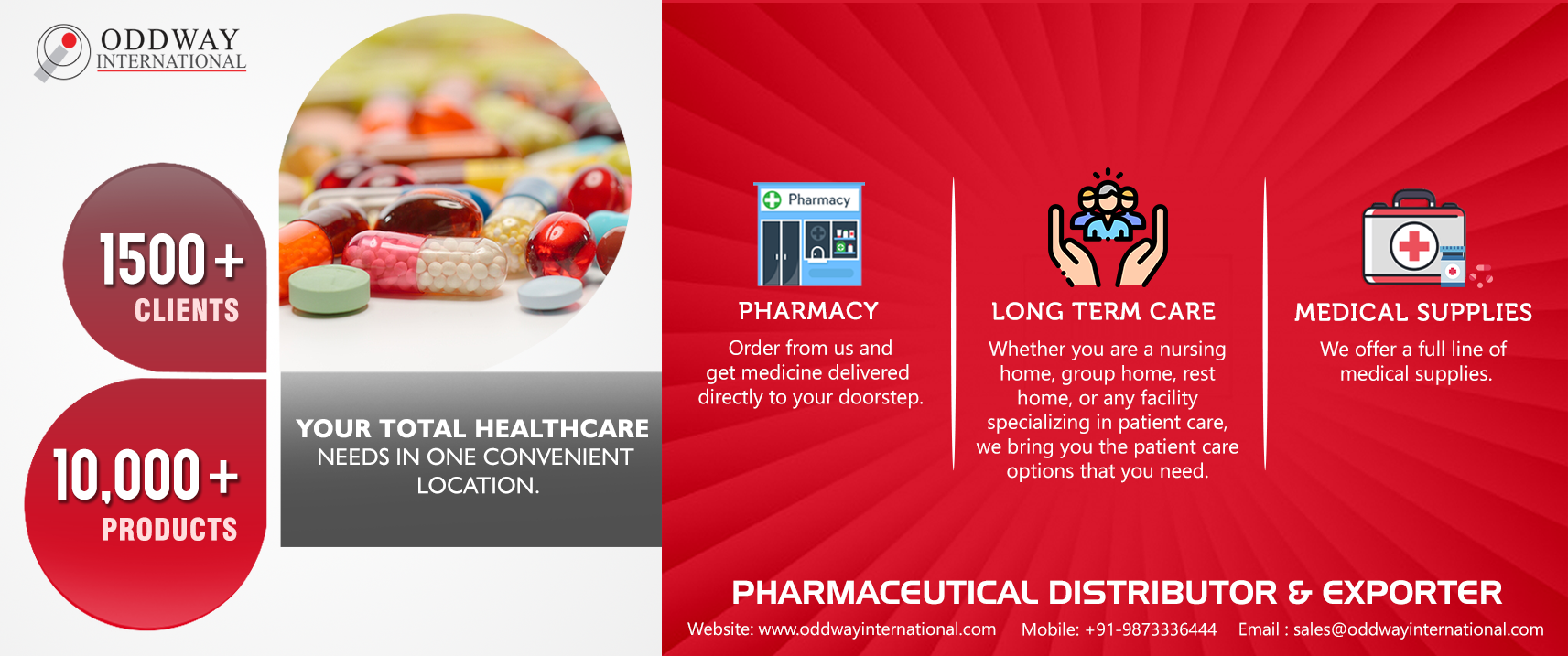 Pharmaceutical Exporters   Buy Medicines Online from India at Lowest Price