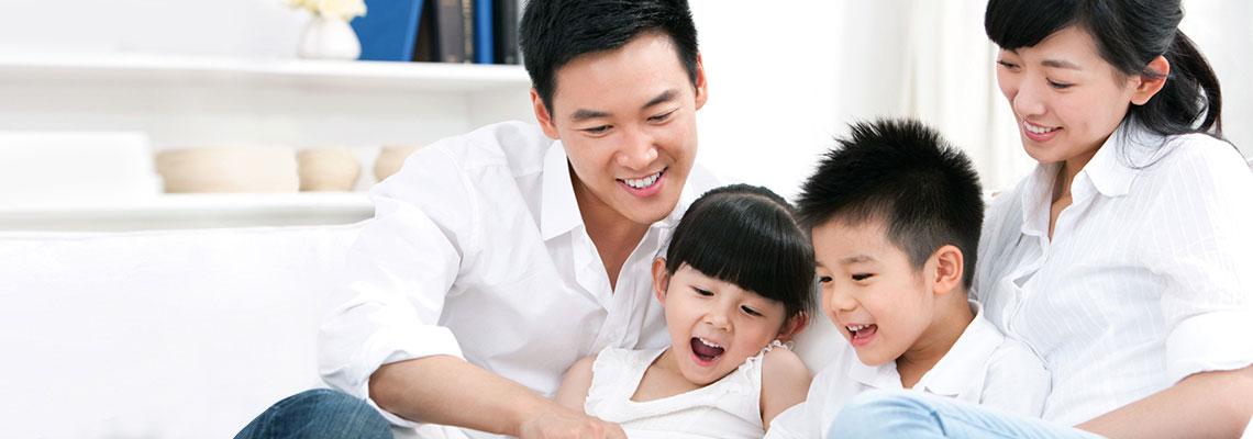 Sản Phẩm Bảo hiểm sức khỏe dành cho trẻ em