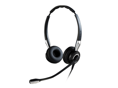 Jabra Biz 2400 II Duo - Tai nghe chống ồn Jabra Biz 2400 II Duo!