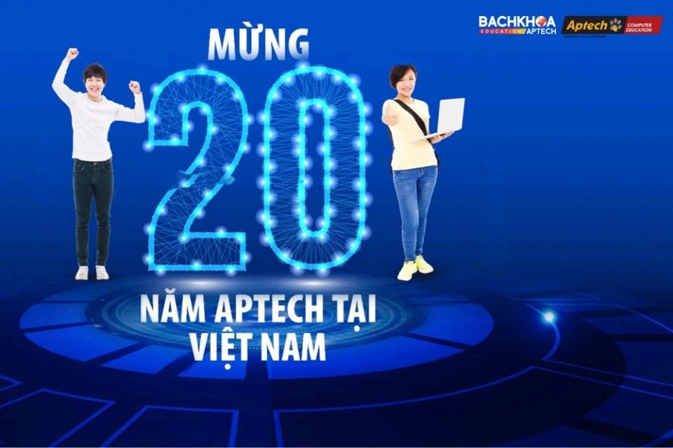 Aptech | Hệ thống đào tạo Lập trình viên Quốc tế | Đào tạo Công nghệ Thông tin Số 1 Việt Nam