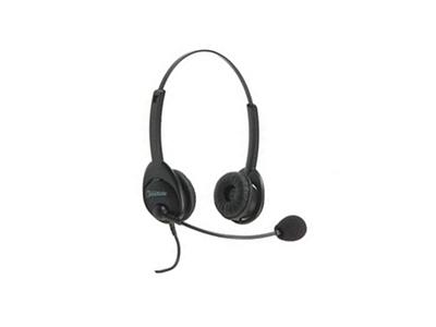 Tai nghe FreeMate DH-017BL (Chuẩn USB, 2 tai)   Tai nghe callcenter